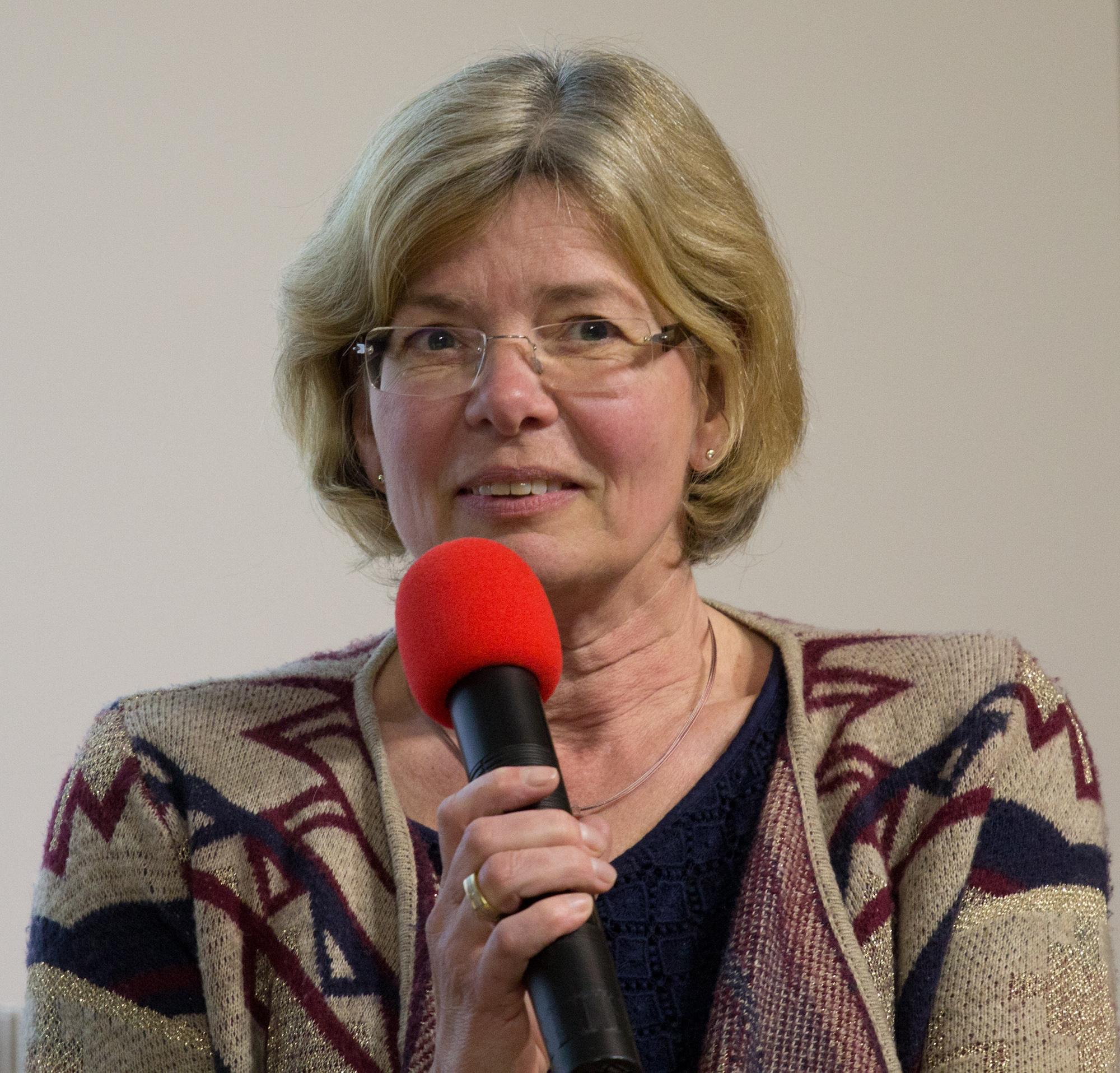 Oberregierungsbaurätin Gudrun Schmitz,  Bezirksregierung Köln (Denkmalschutz)