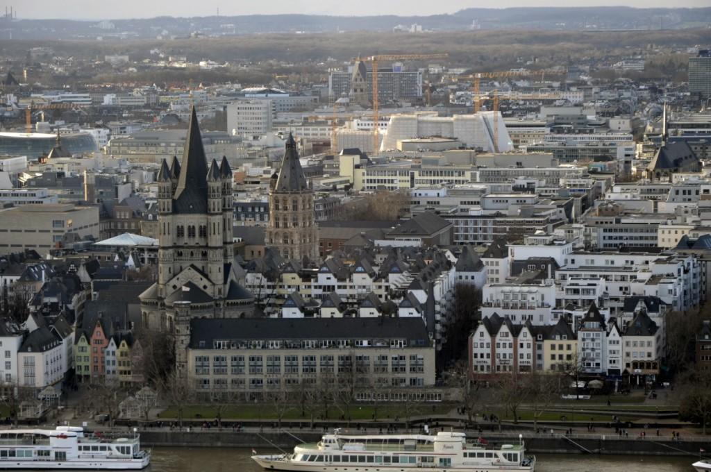 Denkmal Stadt –  Städtebaulicher Denkmalschutz. Foto: Jörg Beste