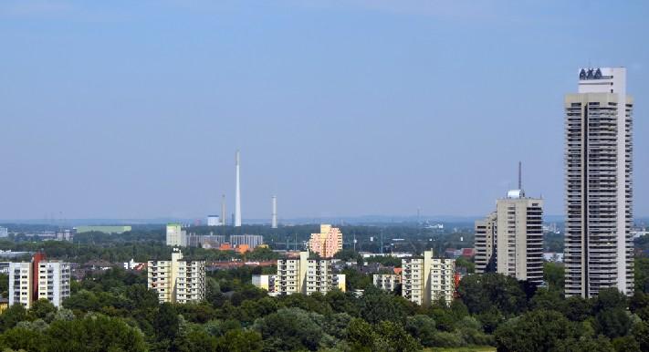 Urbanität durch Dichte. Foto: Jörg Beste
